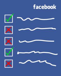 facebook list