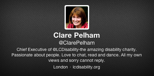 Will the real Clare Pelham Please Stand Up?