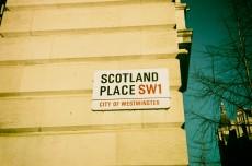 Scotland Westminster