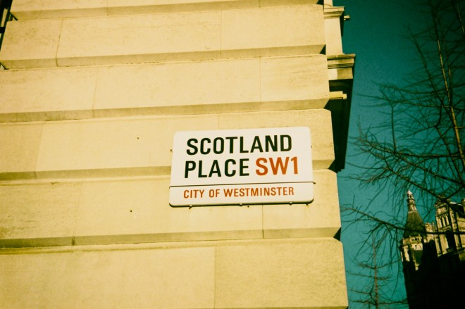 Scotland Westminster