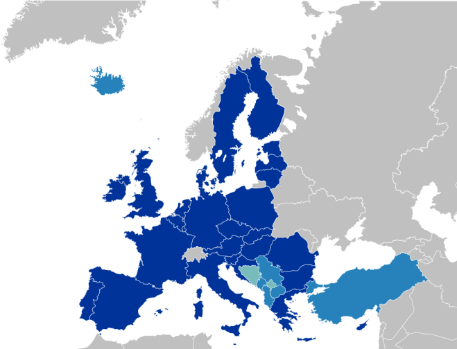 EU Members + Proposed