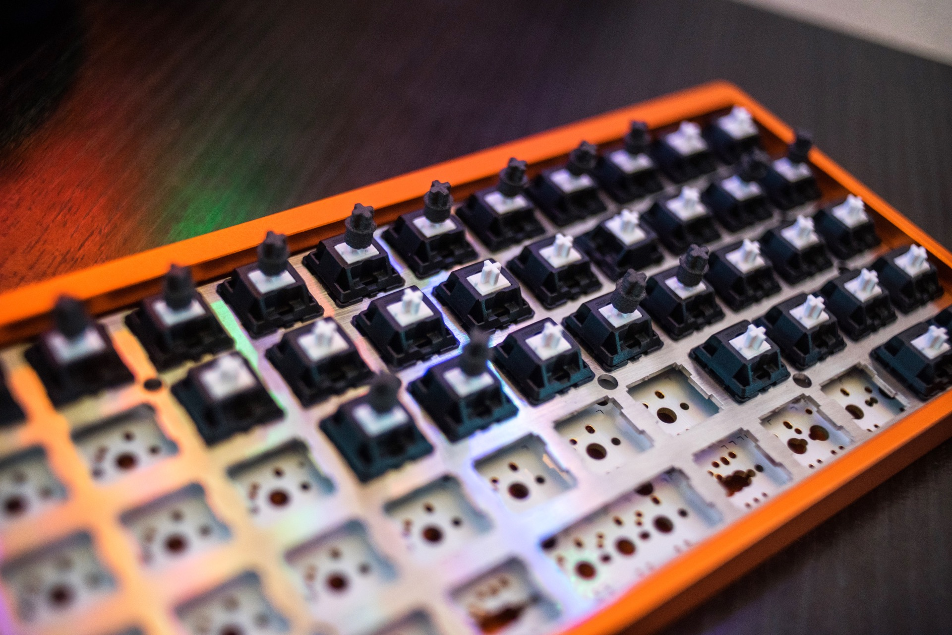 Preonic C64 project