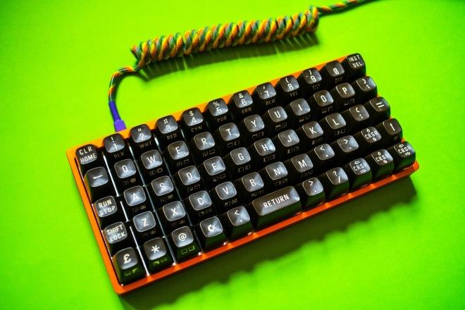 Preonic C64