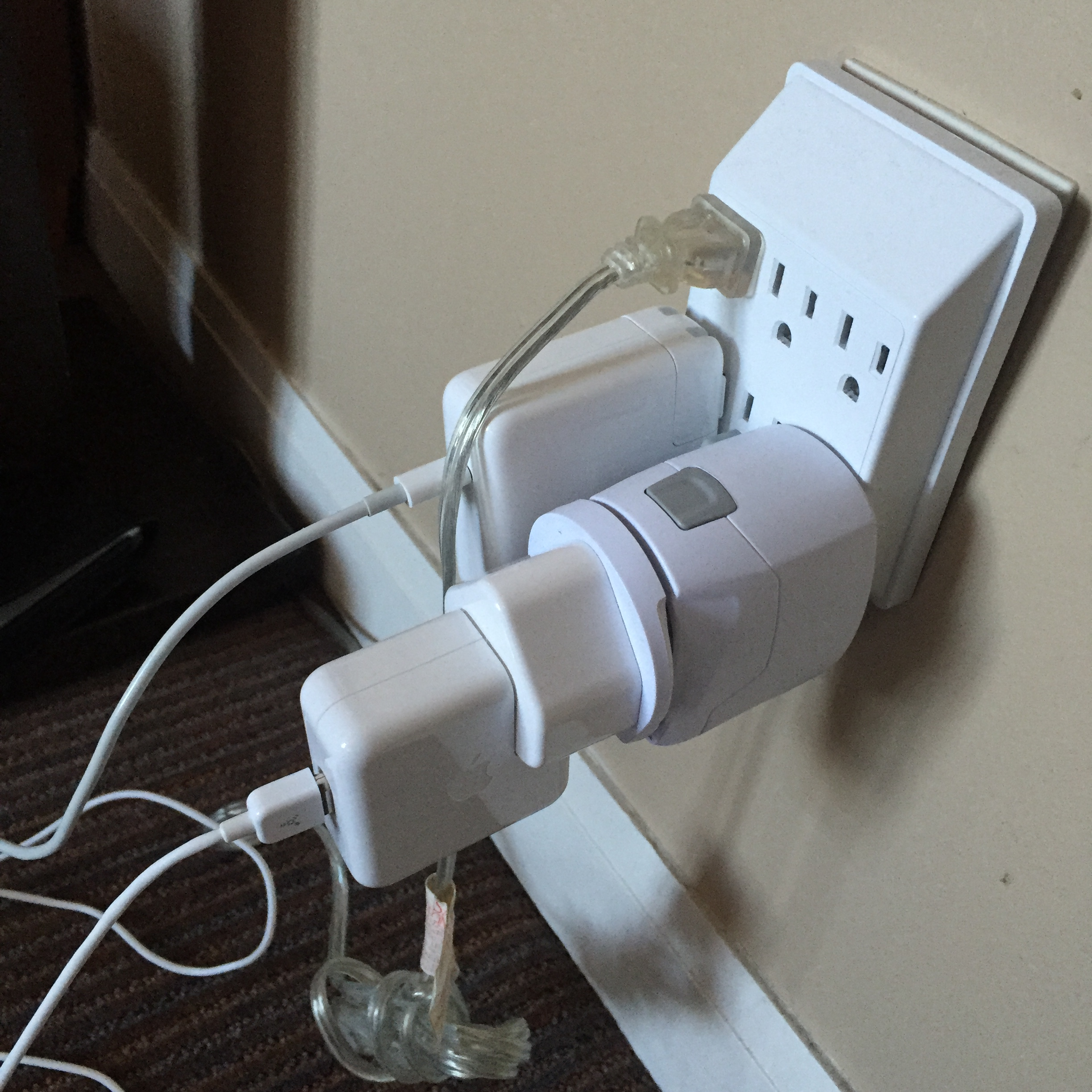 ipod charger