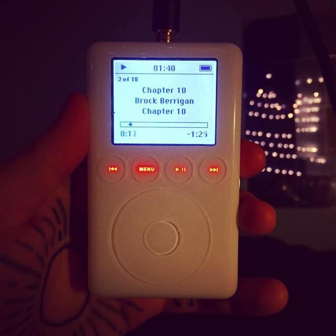 iPod 3rd Generation restore
